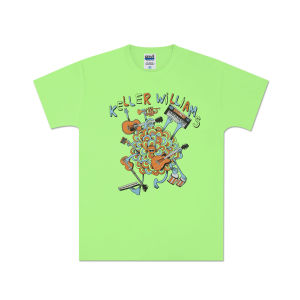 Keller Williams Kids One Man Band T-Shirt