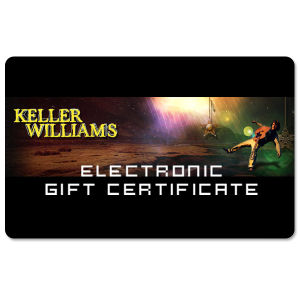 Keller Williams Electronic Gift Certificate