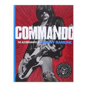 COMMANDO: The Autobiography of Johnny Ramone™