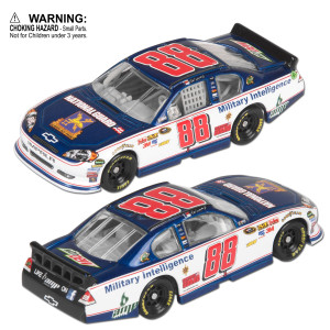 Dale Jr National Guard Military Intel 1:64 Scale Diecast