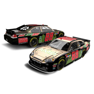 Dale Jr #88 AMP Rampage 1:24 Scale Diecast