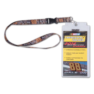 Dale Jr. 2014 Lanyard with credential holder