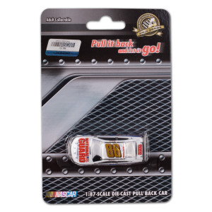 Dale Jr. - National Guard 1:87 Scale Die-Cast Pullback