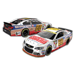 Dale Jr.  - #88 2014 Official Nascar Chase for the Cup Series Diecast 1:64 Scale HT