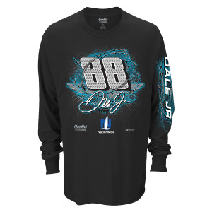 Dale Jr. #88 Adult L/S Gear Up Tee