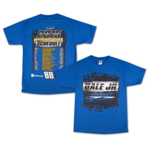 Dale Jr. - Driver 2015 Schedule Tee