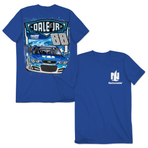 Dale Jr. #88 Nationwide Driver T-Shirt