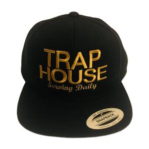 Trap House Snapback Hat