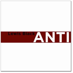 Lewis Black – Anticipation CD