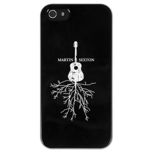Martin Sexton Rootsy iPhone 5 Case