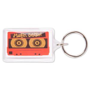 Mixtape Keychain
