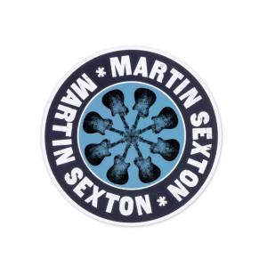 Unite Guitar Logo Sticker