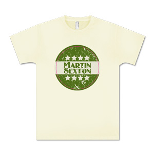 Martin Sexton's Vintage Star Youth T-Shirt