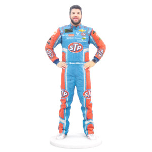 """#43 Bubba Wallace STP 5"""" 3D printed Figurine"""