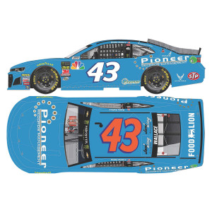 Bubba Wallace 2018 #43 Pioneer Records 1:64 - Die Cast