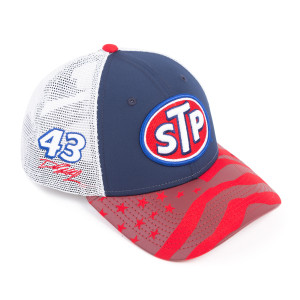 Bubba Wallace #43 NASCAR 9Forty New Era STP American Salute Hat