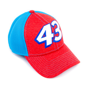 Bubba Wallace #43 NASCAR 39Thirty New Era Tonal Shade Hat