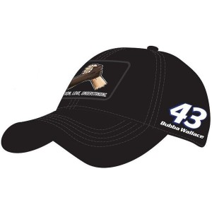 Bubba Wallace #43 2020 #BlackLivesMatter NASCAR Graphic Hat