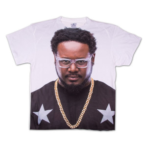 T-Pain Sublimated T-shirt