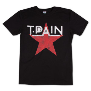 T-Pain Star T-shirt