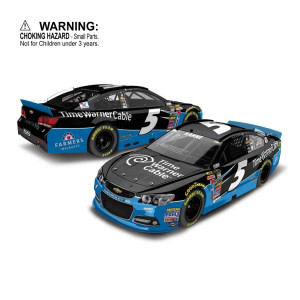 Kasey Kahne #5 2014 Time Warner Cable Series Diecast 1:64 Scale Hard Top
