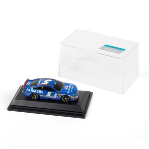 Kasey Kahne - Farmers Insurance 1:87 Scale Die-Cast Jewel Case