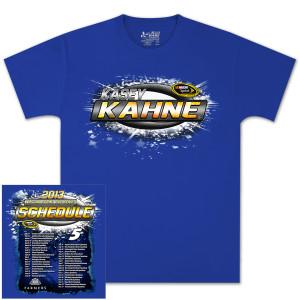 Kasey Kahne Farmers Schedule T-shirt