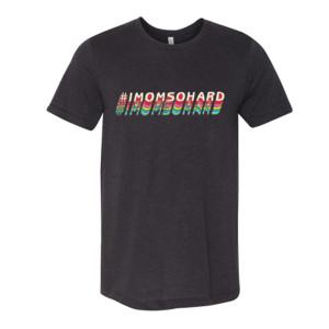 #IMOMSOHARD Rainbow Fade T-Shirt