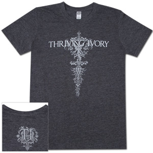 Thriving Ivory Men?s Angel T-Shirt