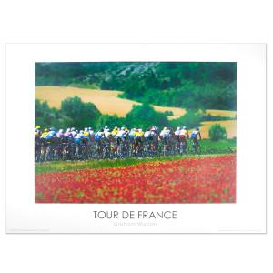 1996 Tour de France Poster