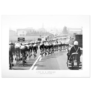 1983 Milan San Remo - Life is a Breeze Poster