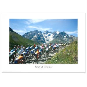 2006 Tour de France - Meije Glacier Poster