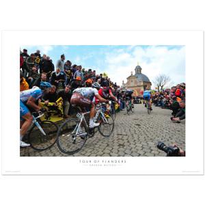2010 Tour of Flanders - Mur de Grammont