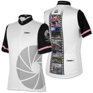 Graham Watson 2013 Short Sleeve Jersey - Giro d'Italia