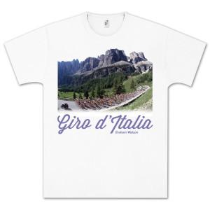 Giro d' Italia White T-Shirt