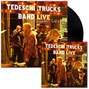 TTB Everybody's Talkin' Bundle CD and LP