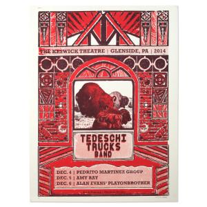TTB 2014 Philly-Keswick Poster