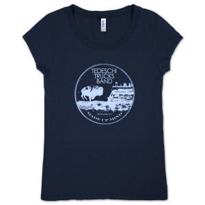 TTB Made Up Mind Women's Shirt - Blue