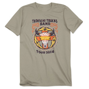 TTB 2014 Men's Spring/Summer Tour T-Shirt - Sa