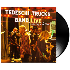 Pre-Order TTB Everybody's Talkin' LP with Digital Download Card