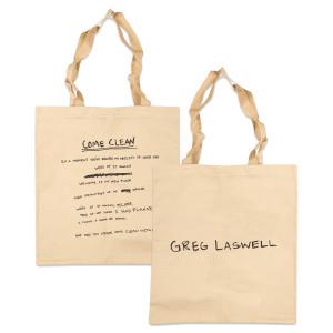 Come Clean Tote Bag