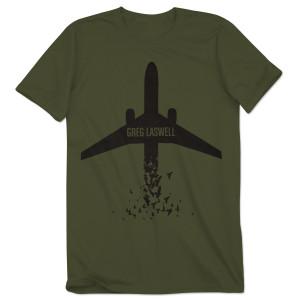 Airplane Men's T-Shirt