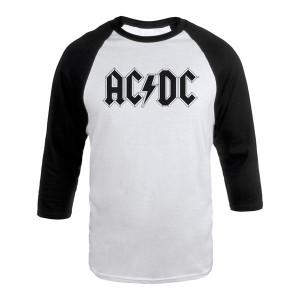 AC/DC Baseball Raglan