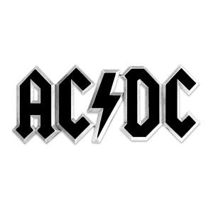 AC/DC Logo Belt Buckle