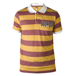 AC/DC Rugby Polo Shirt