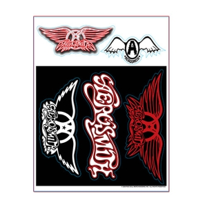 Aerosmith Sticker Sheet
