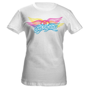 Aerosmith Band Logo Jr. Tee