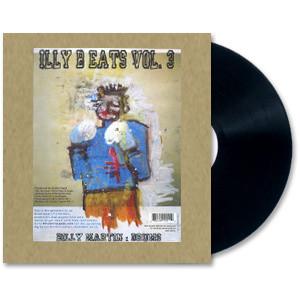 illy B Eats Vol. 3 LP