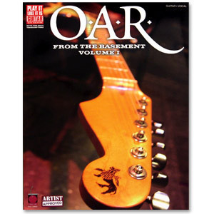 O.A.R. Songbook (From the Basement: Vol 1)