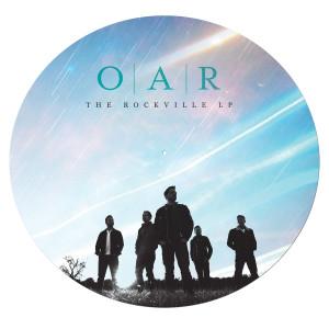 O.A.R. The Rockville LP Vinyl Slipmat